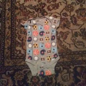 One Pieces - Boys Onesie Size 12M